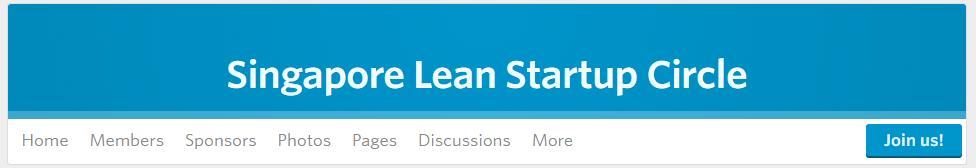 Singapore Lean Startup Circle
