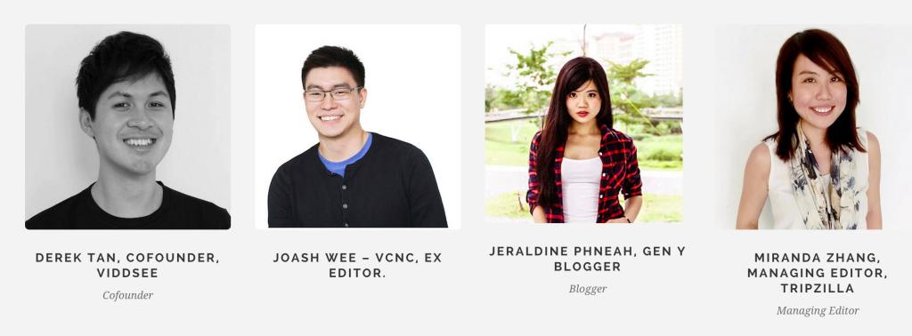 Singapore Online Publisher Summit